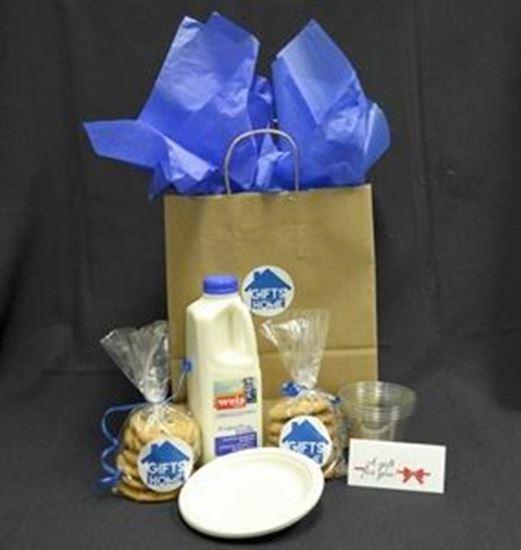 Picture of Cookies & Milk